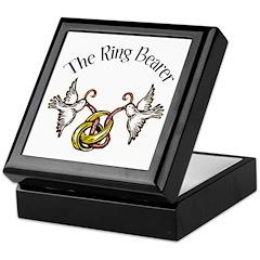 The Ring Bearer Keepsake Box