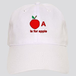 A is for Apple Cap