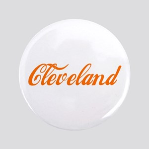 "Cleveland 3.5"" Button"