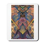African Sculpture Mousepad