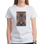 African Sculpture Women's T-Shirt