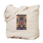 African Sculpture Tote Bag