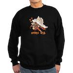 Hermit Crab Sweatshirt (dark)