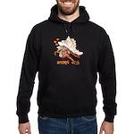 Hermit Crab Hoodie (dark)
