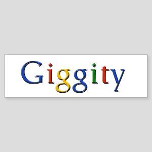 Giggity Giggity Google Sticker (Bumper)