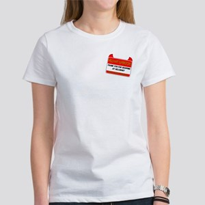 Hellmart Greeting Women's T-Shirt