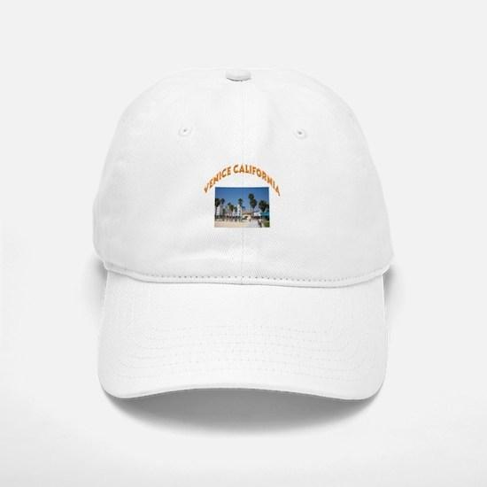 Venice California Baseball Baseball Cap