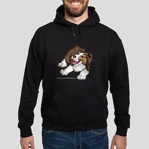 Aussie Pup Hoodie (dark)
