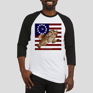 Patriot Pom Pup Baseball Jersey