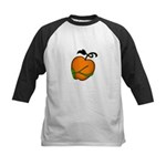 Golden Apple of Eris Kids Baseball Jersey