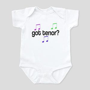 Got Tenor Infant Bodysuit