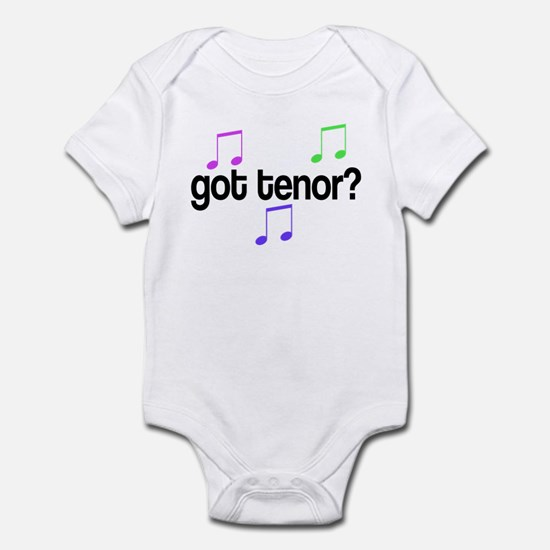 Got Tenor Infant Bodysuit
