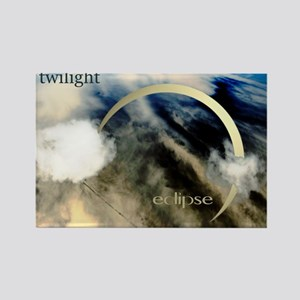 Twilight Eclipse Rectangle Magnet