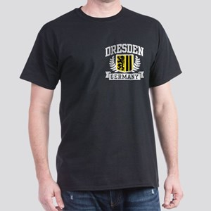 Dresden Germany Dark T-Shirt