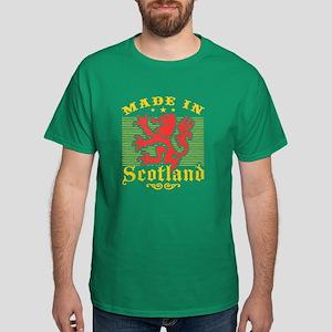 Made In Scotland Dark T-Shirt