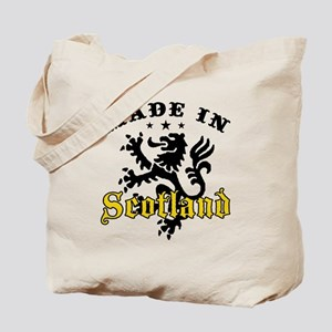 Made In Scotland Tote Bag