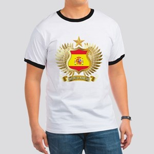 Spain world cup champions Ringer T