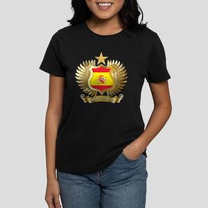 Spain world cup champions Women's Dark T-Shirt
