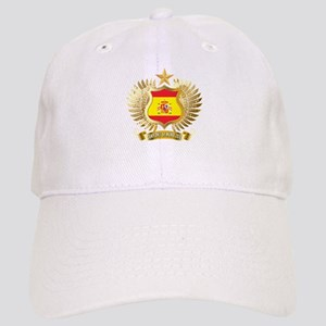 Spain world cup champions Cap