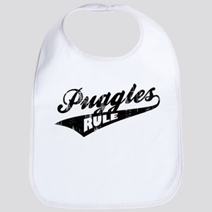 Puggles Rule Bib