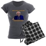 Bernie Sanders Drinking Game Women's Charcoal Paja