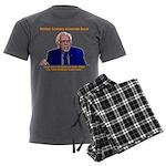 Bernie Sanders Drinking Game Men's Charcoal Pajama