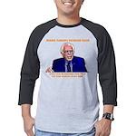 Bernie Sanders Drinking Game Mens Baseball Tee