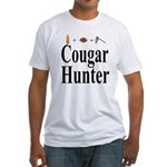 Cougar Hunter Fitted T-Shirt