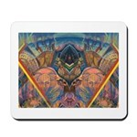 African Masks Mousepad