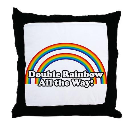 DRATW Throw Pillow