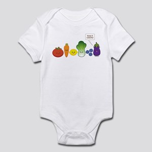 Keep It Colorful Infant Bodysuit