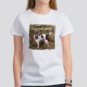 Therapy Animals Heal Hearts Women's T-Shirt
