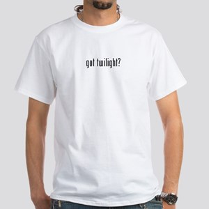 Got twilight? tshirt
