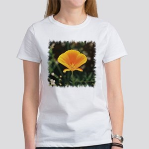 California Poppy Women's T-Shirt