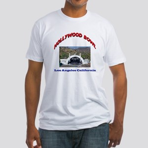 Hollywood Bowl Fitted T-Shirt