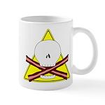 skull & baconbones mug