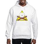 skull & baconbones hooded sweatshirt