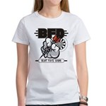 bfd darts Women's Classic White T-Shirt