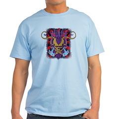Savage Skull Mutant Style T-Shirt