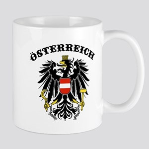 Osterreich Austria Mug