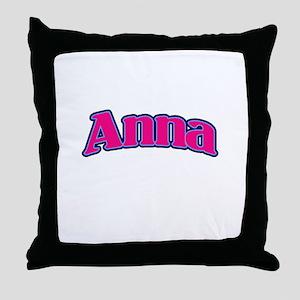 Anna Throw Pillow
