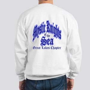 Print on Back Sweatshirt