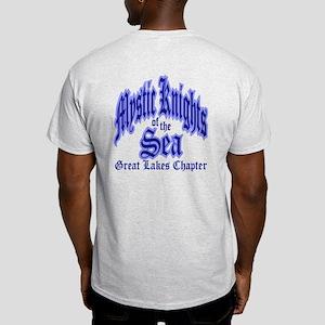 Print on Back Light T-Shirt