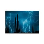 Sonoran Storm Rectangle Magnet (10 pack)