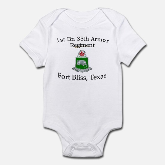 1st Bn 35th AR Infant Bodysuit