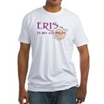 Eris Is My Co-Pilot Fitted T-Shirt