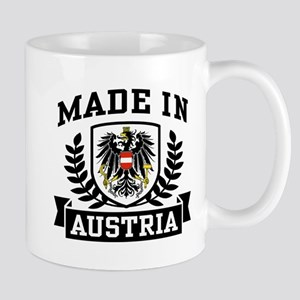 Made in Austria Mug