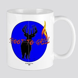 Shoot to Grill Mug