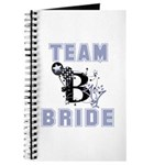 Celebrate Team Bride Journal