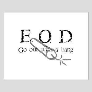 E.O.D 2 Small Poster